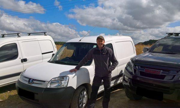 kestrel pest managemenet vehicles